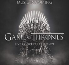 Music is coming : Game Of Thrones à Paris en 2018