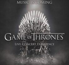 Music is coming : Game Of Thrones à Paris en 2018