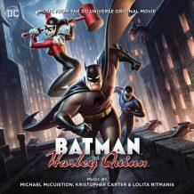 Batman And Harley Quinn (Michael McCuistion, Kristopher Carter…) UnderScorama : Novembre 2017