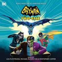 Batman vs. Two-Face (Michael McCuistion, Kristopher Carter…) UnderScorama : Novembre 2017