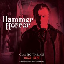 Hammer Horror: Classic Themes 1958-1974 (James Bernard, Harry Robinson…) UnderScorama : Novembre 2017