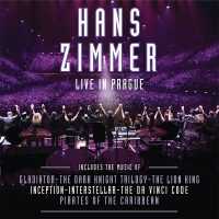 Hans Zimmer: Live In Prague Cover