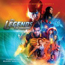 Legends Of Tomorrow (Season 2) (Blake Neely) UnderScorama : Novembre 2017