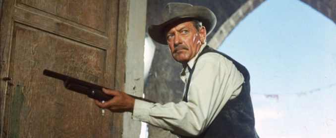 William Holden dans The Wild Bunch