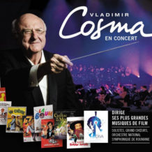 Vladimir Cosma En Concert (Vladimir Cosma) UnderScorama : Décembre 2017