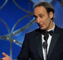 Un nouveau Golden Globe pour Alexandre Desplat
