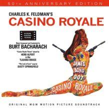 Casino Royale (Burt Bacharach) UnderScorama : Février 2018