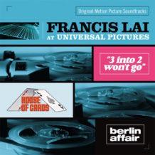 Francis Lai At Universal Pictures (Francis Lai) UnderScorama : Mars 2018