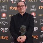 Pascal Gaigne aux Goya 2017