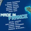 Le Ciné-Trio fait son «Made in France» le 24 mars De Georges Delerue à Mathieu Lamboley, l'ensemble portera haut les couleurs des compositeurs français.