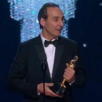 Oscar de la Meilleure musique pour The Shape of Water Alexandre Desplat rafle la mise après avoir obtenu auparavant le Golden Globe et le Bafta