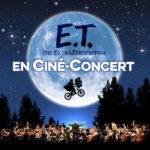 E.T. en Ciné-Concert