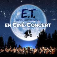 Répondez à l'appel de E.T. au Grand Rex de Paris John Williams sera de nouveau à l'honneur pour un ciné-concert du classique signé Steven Spielberg