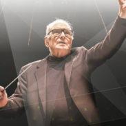 Les derniers concerts d'Ennio Morricone en France Le maestro italien nous fera ses adieux sur scène au mois de novembre prochain