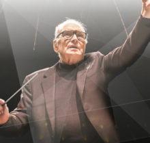 Les derniers concerts d'Ennio Morricone en France