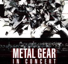 Metal Gear in Concert fait escale à Paris fin 2018
