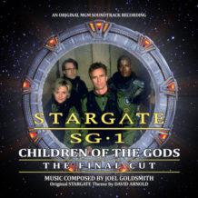 Stargate SG-1: Children Of The Gods (Joel Goldsmith & David Arnold) UnderScorama : Mai 2018