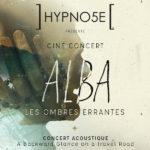 Ciné-Concert Hypnose Alba