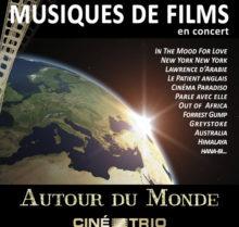 Balade autour du Monde avec le Ciné-Trio