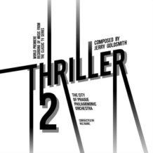 Thriller 2 (Jerry Goldsmith) UnderScorama : Mai 2018