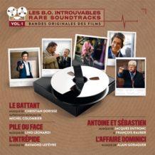 BO Introuvables (Les) – Vol. 1 (Christian Dorisse, Raymond Lefèvre…) UnderScorama : Juillet 2018
