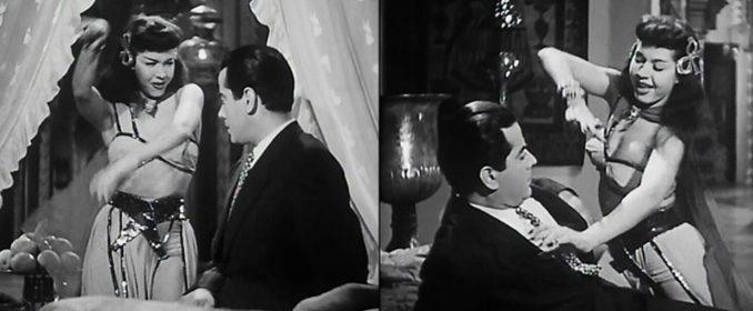 La danse mythique de Samia Gamal dans Madame la Diablesse (1949)