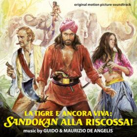 La Tigra e Ancora e Viva / Sandokan alla Riscossa