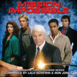 Mission: Impossible – Music From The 1988 TV Series (Lalo Schifrin & Ron Jones) UnderScorama : Septembre 2018
