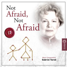 Not Afraid, Not Afraid (Gabriel Yared) UnderScorama : Septembre 2018