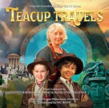 Teacup Travels (Rasmus Borowski & Alexius Tschallener) UnderScorama : Août 2018