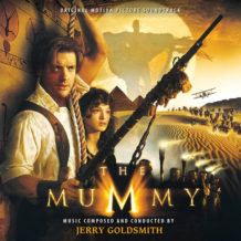Mummy (The) (Jerry Goldsmith) UnderScorama : Août 2018
