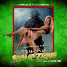Return Of Swamp Thing (The) (Chuck Cirino) UnderScorama : Octobre 2018