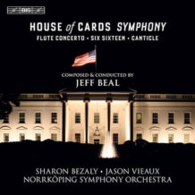 House Of Cards Symphony (Jeff Beal) UnderScorama : Septembre 2018