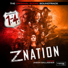 Z Nation (Seasons 1-4) (Jason Gallagher) UnderScorama : Septembre 2018