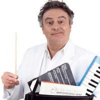 Alain Bernard vous présente son Piano Paradiso Un peu d'humour de temps à autre, ça ne peut faire de mal à un amoureux de musique et de cinéma