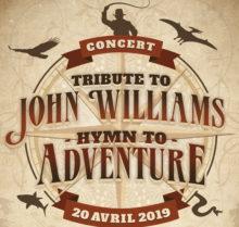L'aventure (musicale) a un nom et c'est John Williams