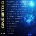 Le Ciné-Trio vous emmène au-delà du réel et des étoiles Le trente-huitième concert parisien de l'ensemble est prévu pour le dimanche 2 décembre prochain