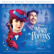 Mary Poppins Returns (Marc Shaiman) UnderScorama : Janvier 2019