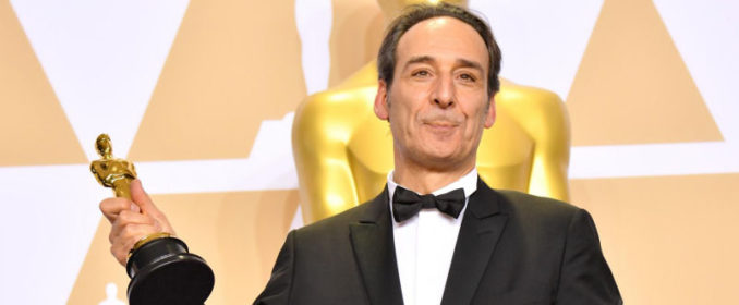 Alexandre Desplat et son second Oscar