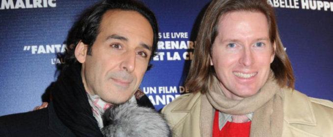 Alexandre Desplat et Wes Anderson