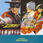 El Zorro - Supersonic Man Cover