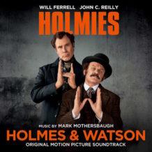 Holmes & Watson (Mark Mothersbaugh) UnderScorama : Janvier 2019