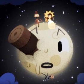 Retour dans la Lune