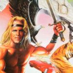 Beastmaster 2: Through The Portal Of Time (Robert Folk) Fantastic Beasts