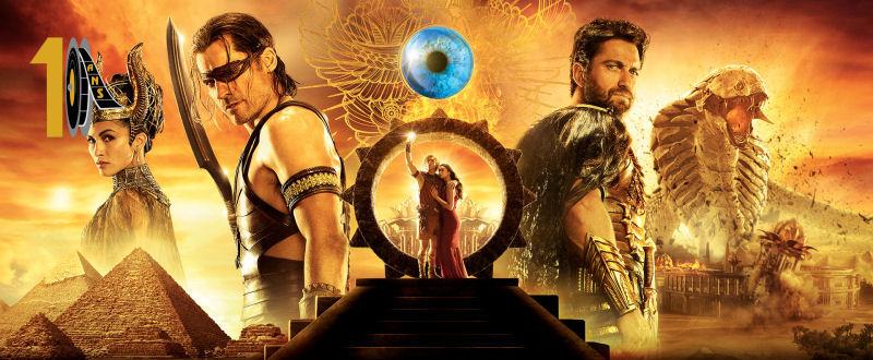 Gods Of Egypt (Marco Beltrami) Les dieux sont tombés sur la tête
