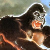 King Kong Lives (John Scott) Le gorille vous salue bien