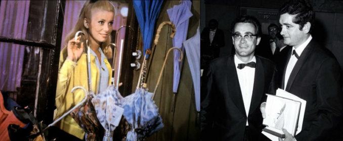 Catherine Deneuve dans Les Parapluies de Cherbourg / Michel Legrand & Jacques Demy