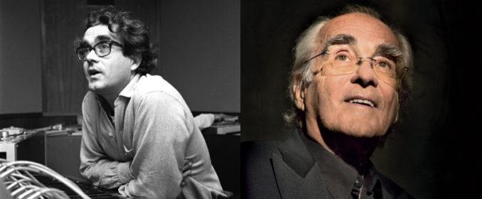 Michel Legrand en 1972 et en 2018