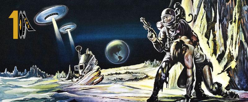Robinson Crusoe On Mars (Nathan Van Cleave) Le promeneur du Champ de Mars
