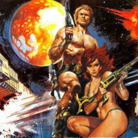 StarCrash (John Barry) L'attaque des clones